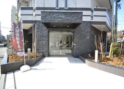 【エントランス】アゼスト中野新橋【AZEST中野新橋】