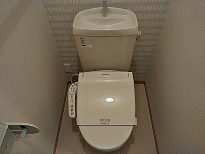【トイレ】花水木F