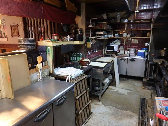 【キッチン】中川6丁目 店舗