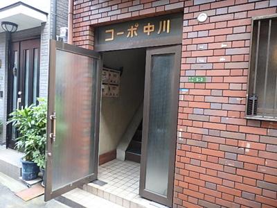 【エントランス】中川6丁目 店舗