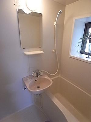 【浴室】プラッツ王子公園