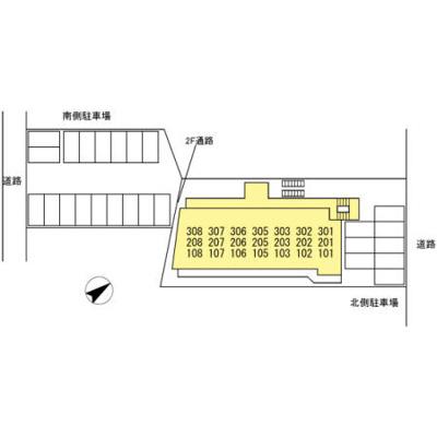 【区画図】サン・ラモン本山