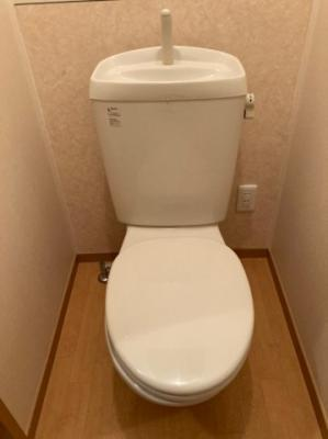【トイレ】エーデ田辺