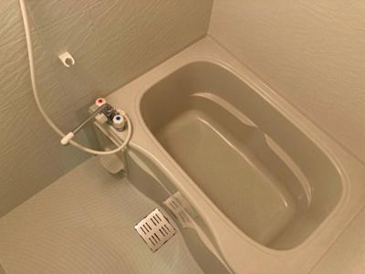 【浴室】フラット桃ヶ池