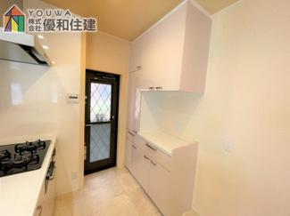 【キッチン】明石市大蔵谷奥 戸建住宅