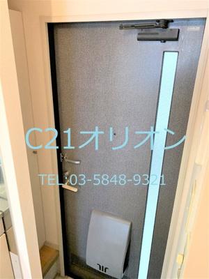 【玄関】フルール・F