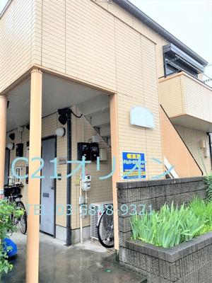 【エントランス】フルール・F