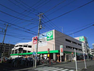 サミット菊名店は至近にあります♪200台の駐車場があり、利便性に優れています。夜23時までの営業時間は共働きの方に力強い味方♪
