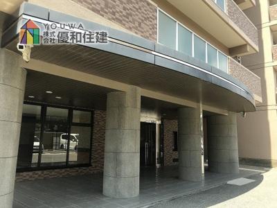 【エントランス】プレステージ西神戸Ⅲ