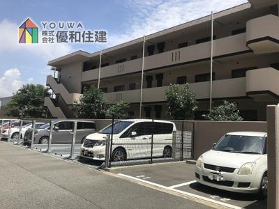 【駐車場】プレステージ西神戸Ⅲ