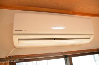 エアコン一基設備です