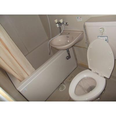【浴室】エーデルハイム花染