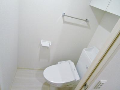 【トイレ】フルール ドゥ ソレイユⅡ