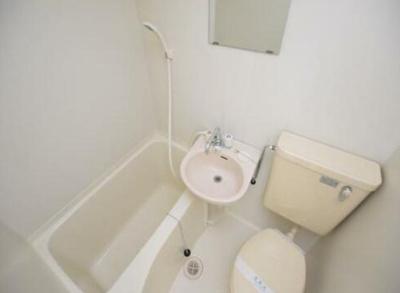 【浴室】ローズヒル