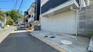【駐車場】花見川区花園町 中古一戸建て 新検見川駅