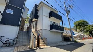 【外観】花見川区花園町 中古一戸建て 新検見川駅