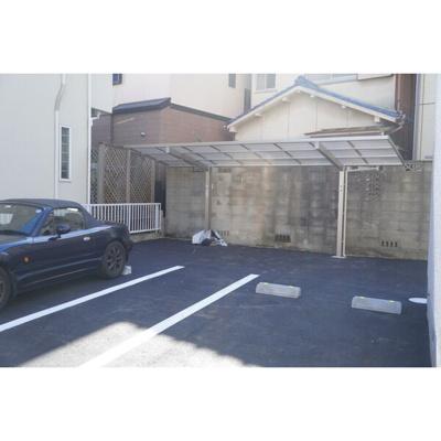 【駐車場】メゾンさくら