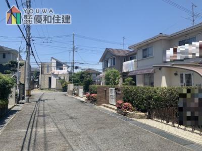 【前面道路含む現地写真】神戸市西区宮下2丁目 中古戸建