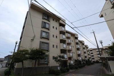 【外観】明石大窪住宅1号棟