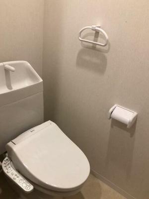 【トイレ】グリーンハイツ松原