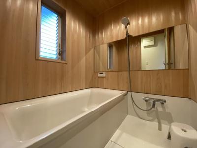 【浴室】伏見稲荷駅まで徒歩6分!改造済一戸建