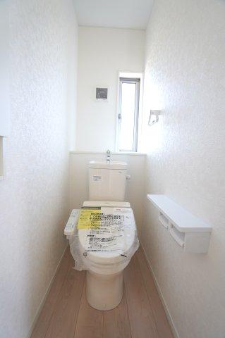 【同仕様施工例】シャワートイレです。