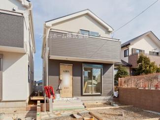 千葉市花見川区天戸町 新築一戸建 ※外観施工例です。