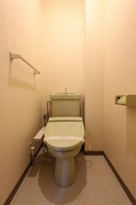 【トイレ】カーサ中筋