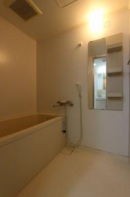 【浴室】カーサ中筋