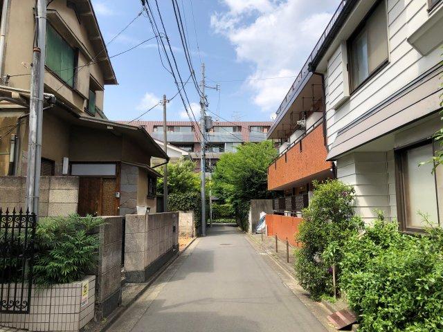 【外観】LDK20帖超えの建築条件売地