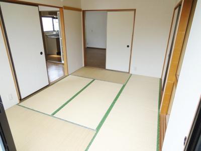 【和室】ジュネス新田A棟
