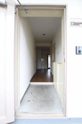 【玄関】フラワーハイツ