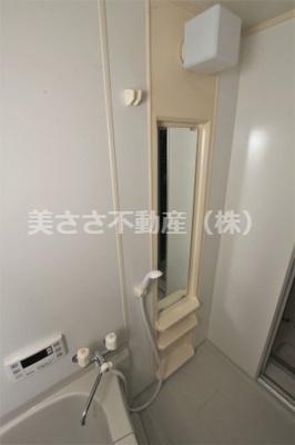 【浴室】フラワーハイツ