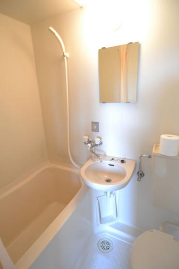 【浴室】マルユーハイツ