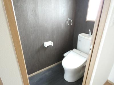 【トイレ】サンクレウェンズⅠ