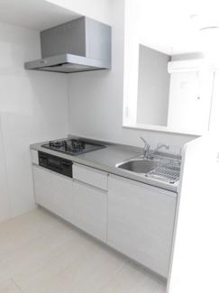 【キッチン】A-room寒河江