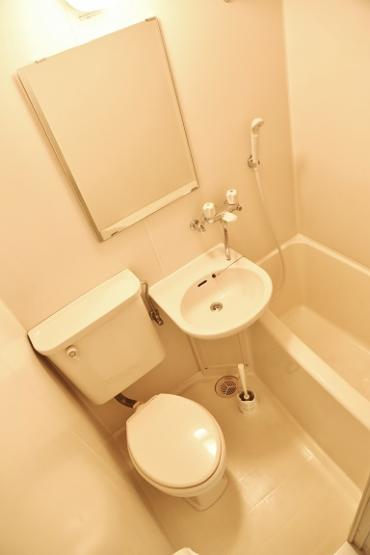 【浴室】プリンセスコートお花茶屋