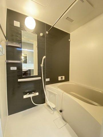 ※参考写真※追い焚き機能・浴室暖房乾燥機付きバスルーム♪雨の日のお洗濯にも浴室暖房乾燥機があるので安心♪