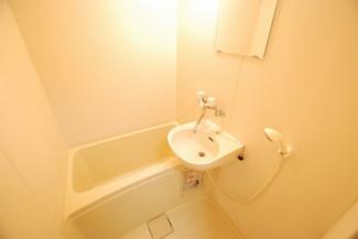 【浴室】レオパレスクレイン