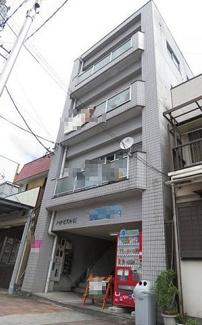 【外観】静岡市葵区片羽町一棟マンション