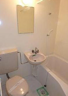 【浴室】静岡市葵区片羽町一棟マンション