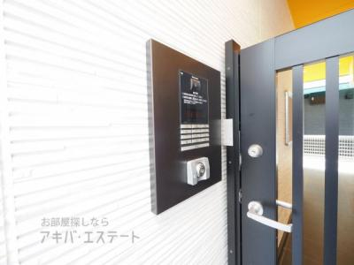 【セキュリティ】グランクオーレ武蔵浦和(グランクオーレムサシウラワ)