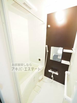 【浴室】グランクオーレ武蔵浦和(グランクオーレムサシウラワ)