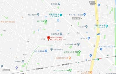 【地図】ルミエール・リッシュマツエ