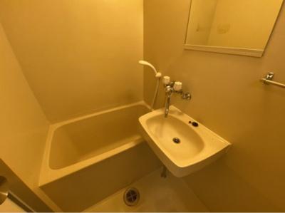 【浴室】ニューサンコーハイツⅡ