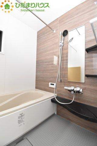 【浴室】西区内野本郷 新築一戸建て 01