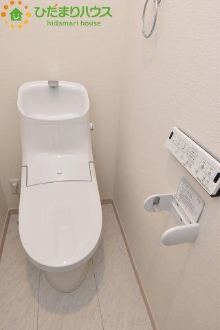 【トイレ】西区内野本郷 新築一戸建て 01