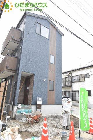 【外観】西区内野本郷 新築一戸建て 01
