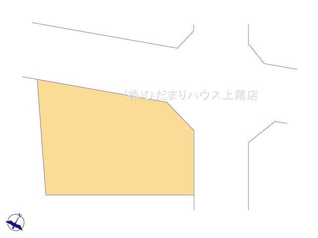 【区画図】西区内野本郷 新築一戸建て 01