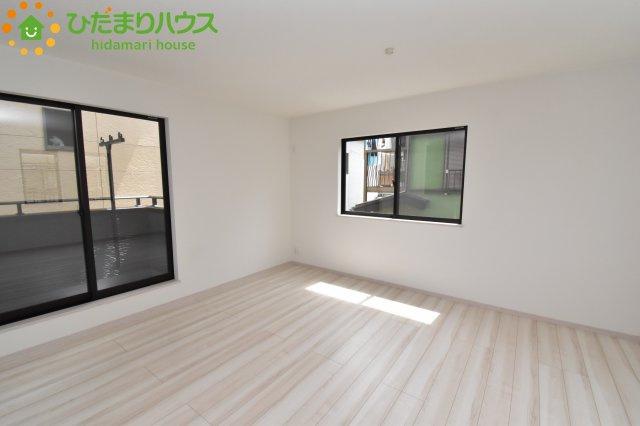 【居間・リビング】西区内野本郷 新築一戸建て 01